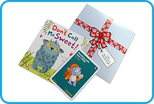 Bookstart Treasure gift