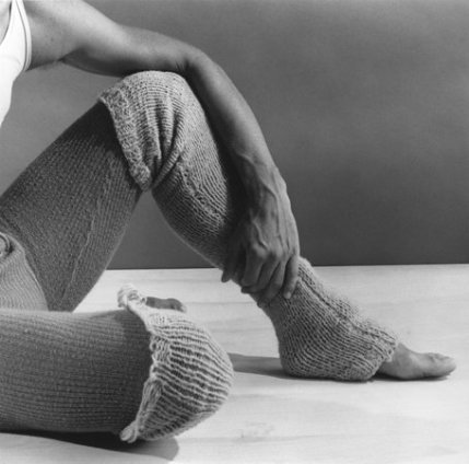 Robert Mapplethorpe  NYC Contemporary Ballet, 1980  Silver gelatin print  40.6 x 50.8 cms / 16 x 20 ins