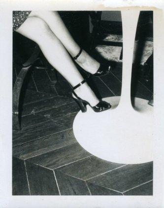 Robert Mapplethorpe  Untitled, 1971  Polaroid  10.8 x 8.9 cm / 4 1/4 x 3 1/2 ins