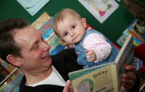 Bookstart in Wales and Northern Ireland