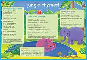 Jungle activities!