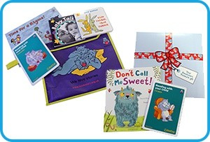 Bookstart packs for all