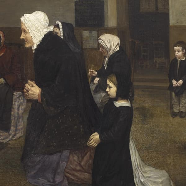 Gallery 19C rediscovers a lost Realist treasure by Alphonse Legros