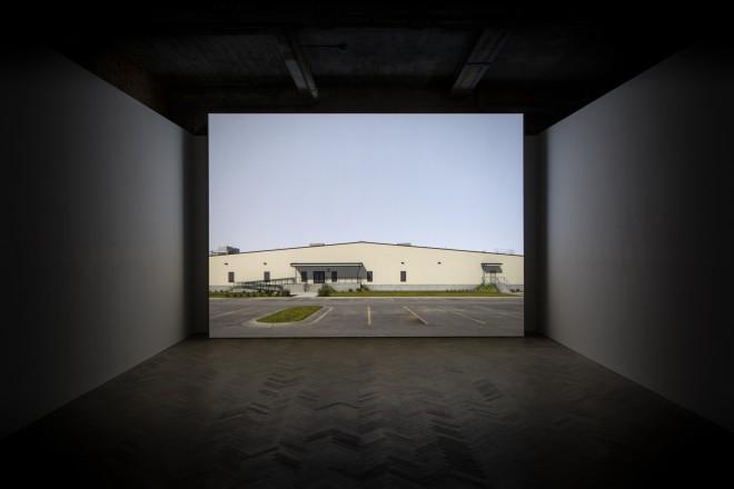 <p>Installation view, Thomas Dane Gallery, London&#160;</p>