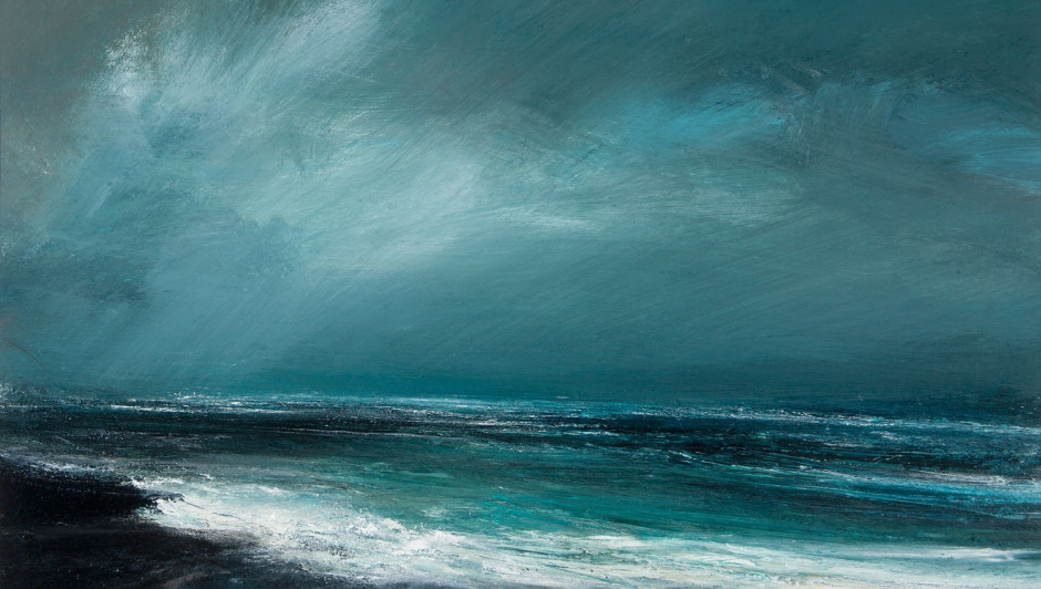 the SEA - Scottish Artists Inspired by the sea - 17th September - 29 October  RUTH BROWNLEE
