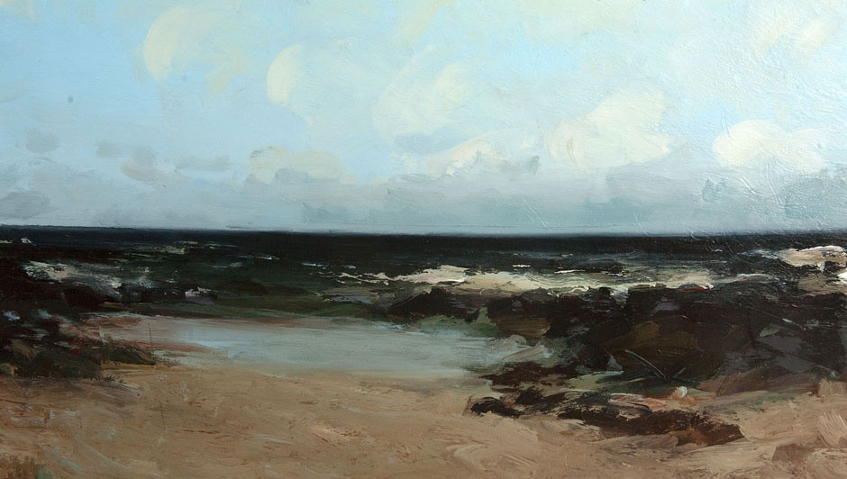 CAROLINE HUNTER  Edge of the Sea