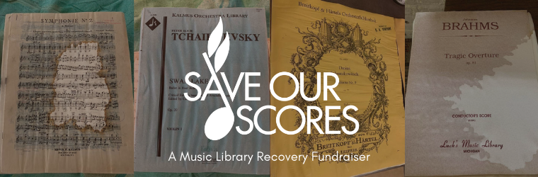 Orchestra Iowa Save Our Scores Music Fundraiser