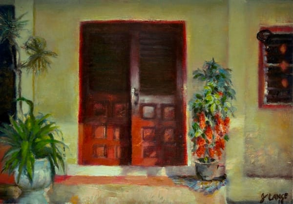 & Thai Door by Joshua Lance | Artwork Archive Pezcame.Com