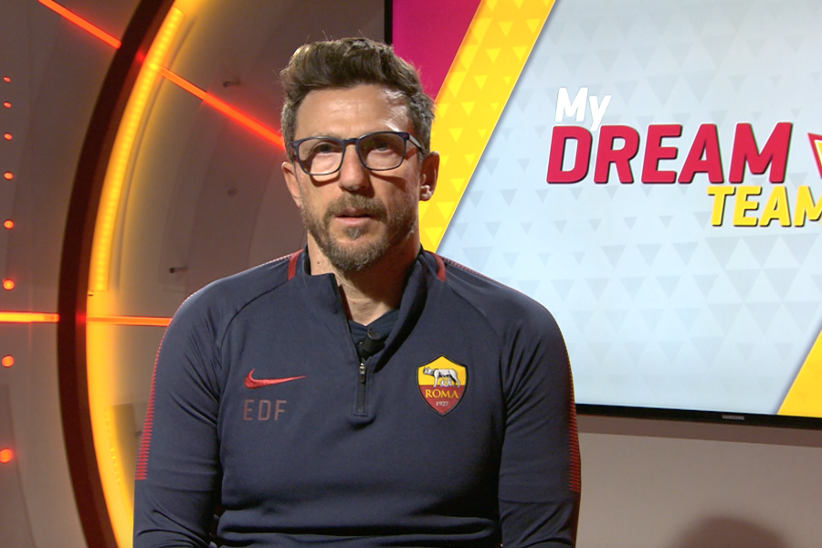 My Dream Team: Eusebio Di Francesco
