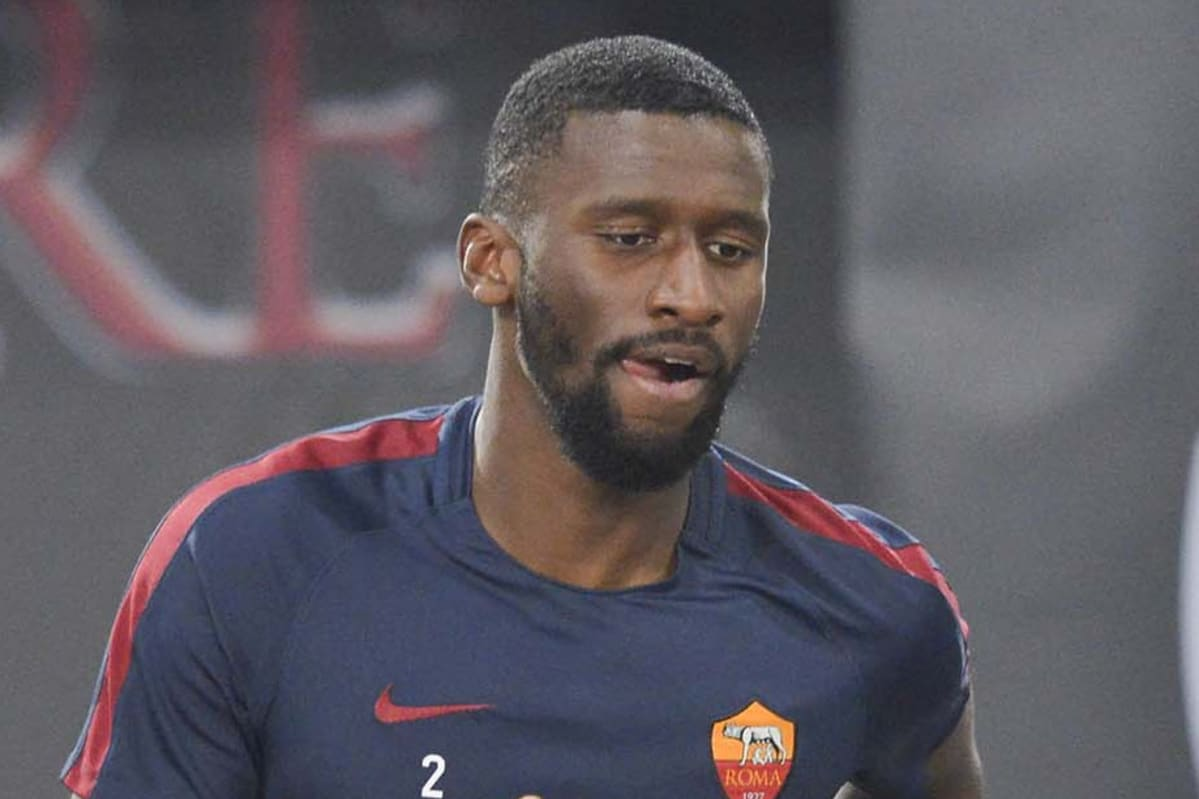 Antonio Rudiger on the derby his injury recovery and Spalletti s
