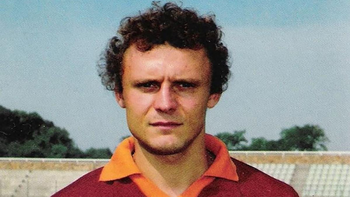 6 men who played for Roma and Juventus