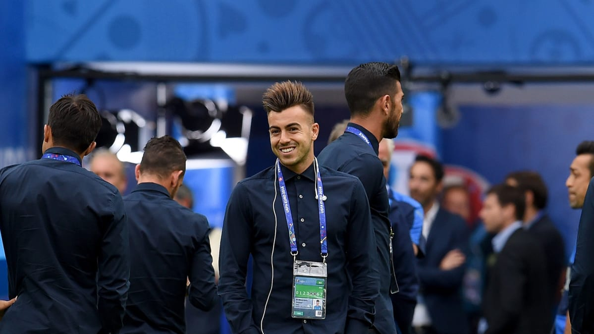 El shaarawy on instagram proud to have been part of such an stephan el shaarawy has taken to instagram to express his pride at having been part of the italy squad at euro 2016 voltagebd Choice Image