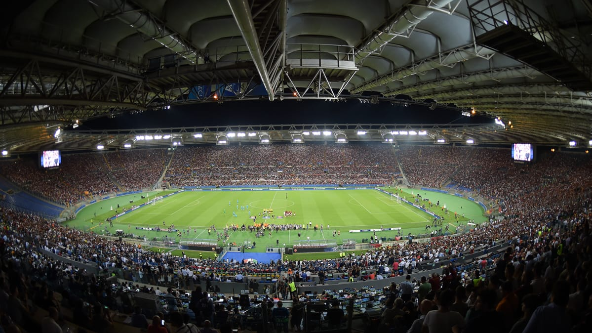 The Prefecture Of Rome Has Released The Following Press Release Concerning Safety At The Stadio Olimpico