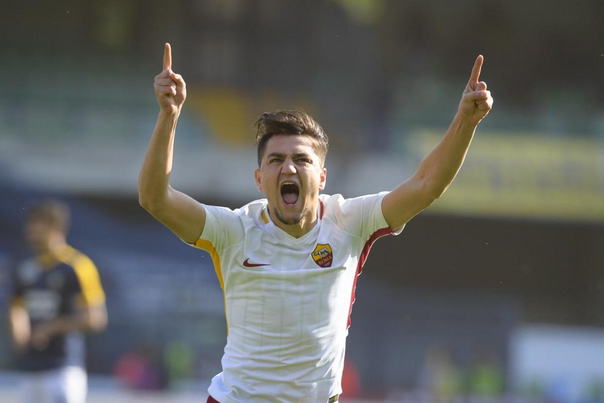 Image result for verona roma 0-1 under