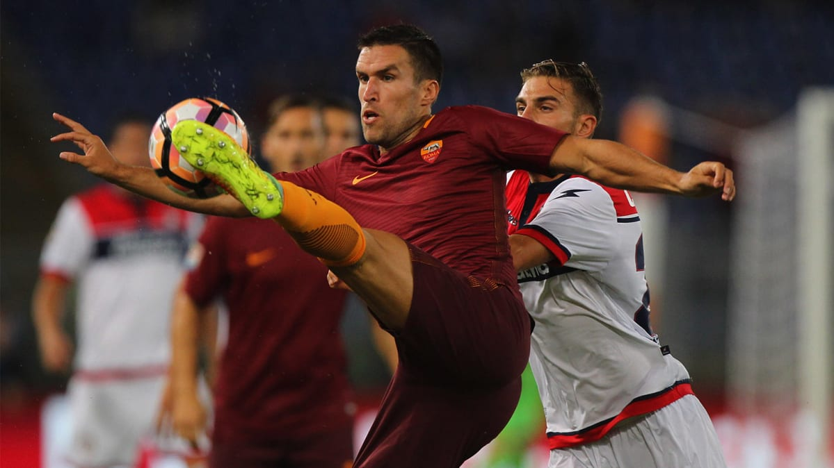 Spalletti Strootman to start