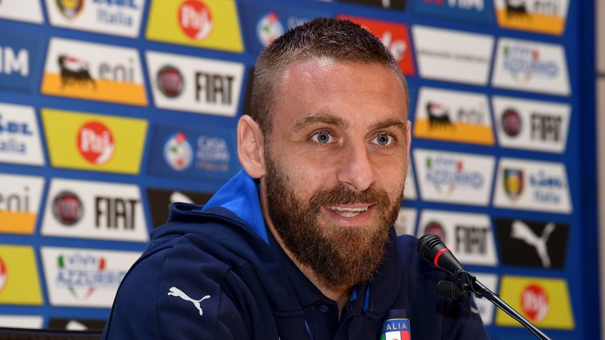 De Rossi I haven t felt this fit for a long time