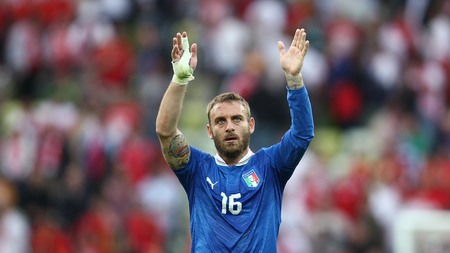 Quiz: How much do you know about Daniele De Rossi's international career?