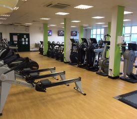 Fitness business near City