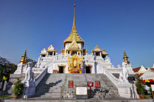 Temple of the Golden Buddha – Wat Traimit – Thailand
