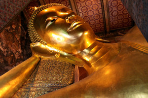Temple of the Reclining Buddha – Wat Pho – Bangkok, Thailand