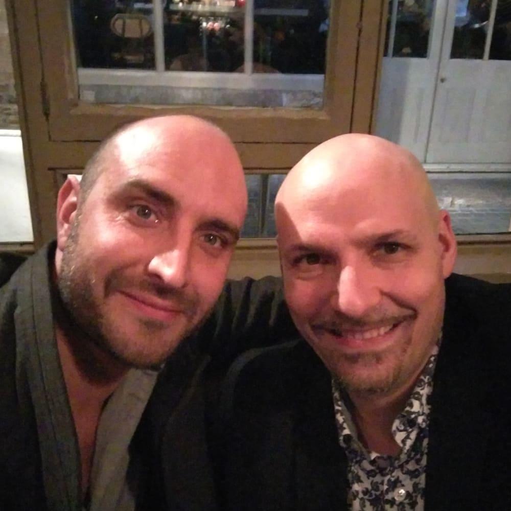 Yann Rousselot-Pailley & Guillaume Attias