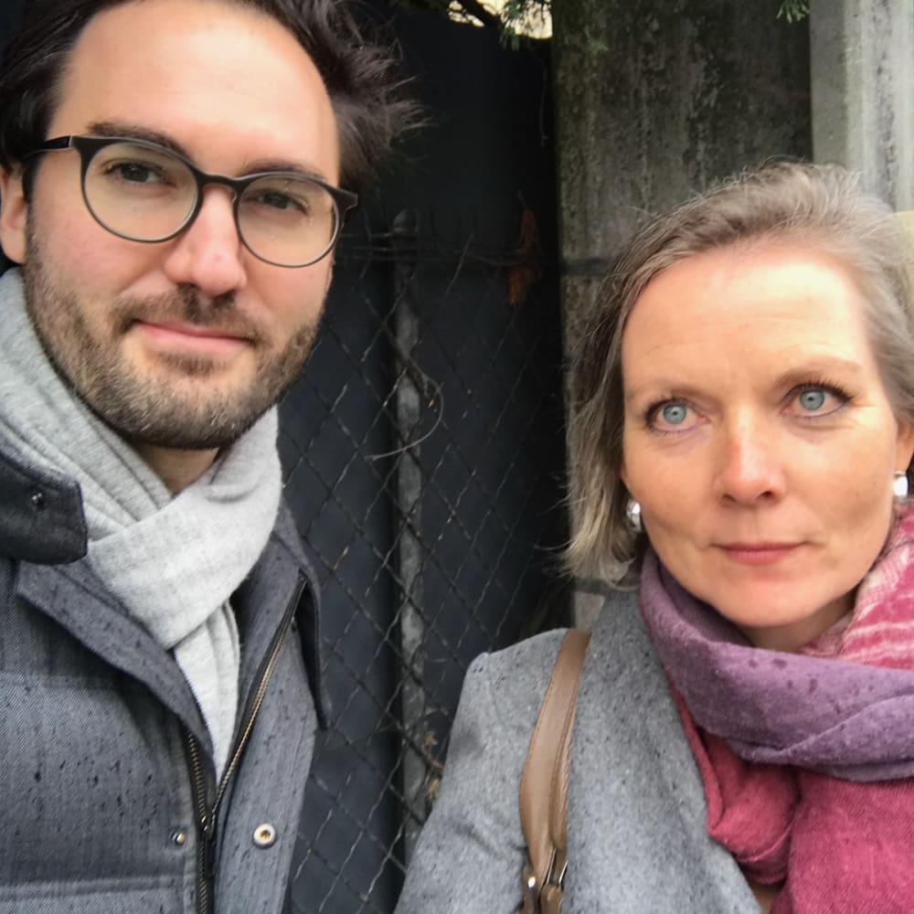 Manuelle MENAGER & Alexandre FAGRET