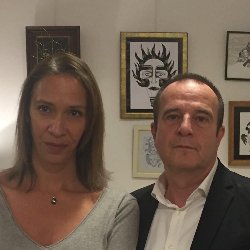 FLORENCE COTTIN-PERREAU & Jean MICHEL