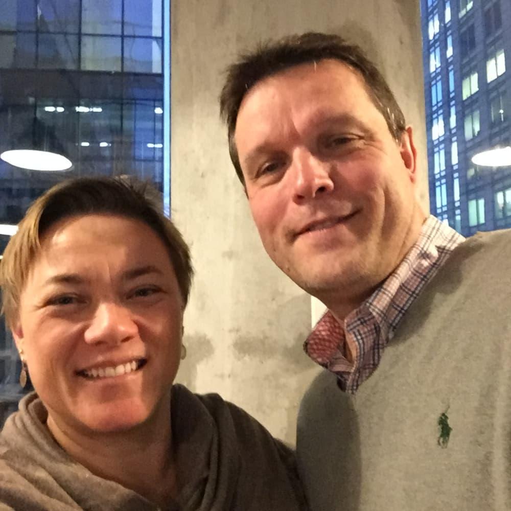 Anne-Solène Rioult & Philippe LE LIBOUX
