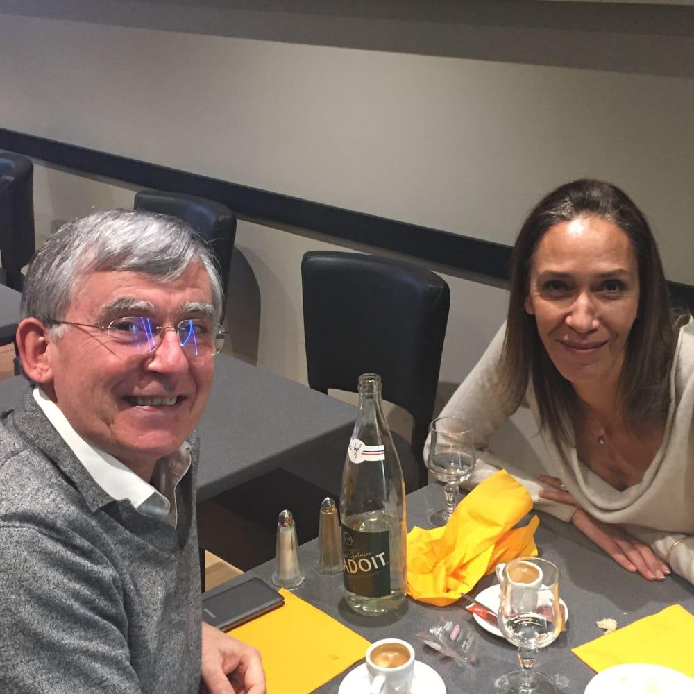 FLORENCE COTTIN-PERREAU & Jean MENEZO