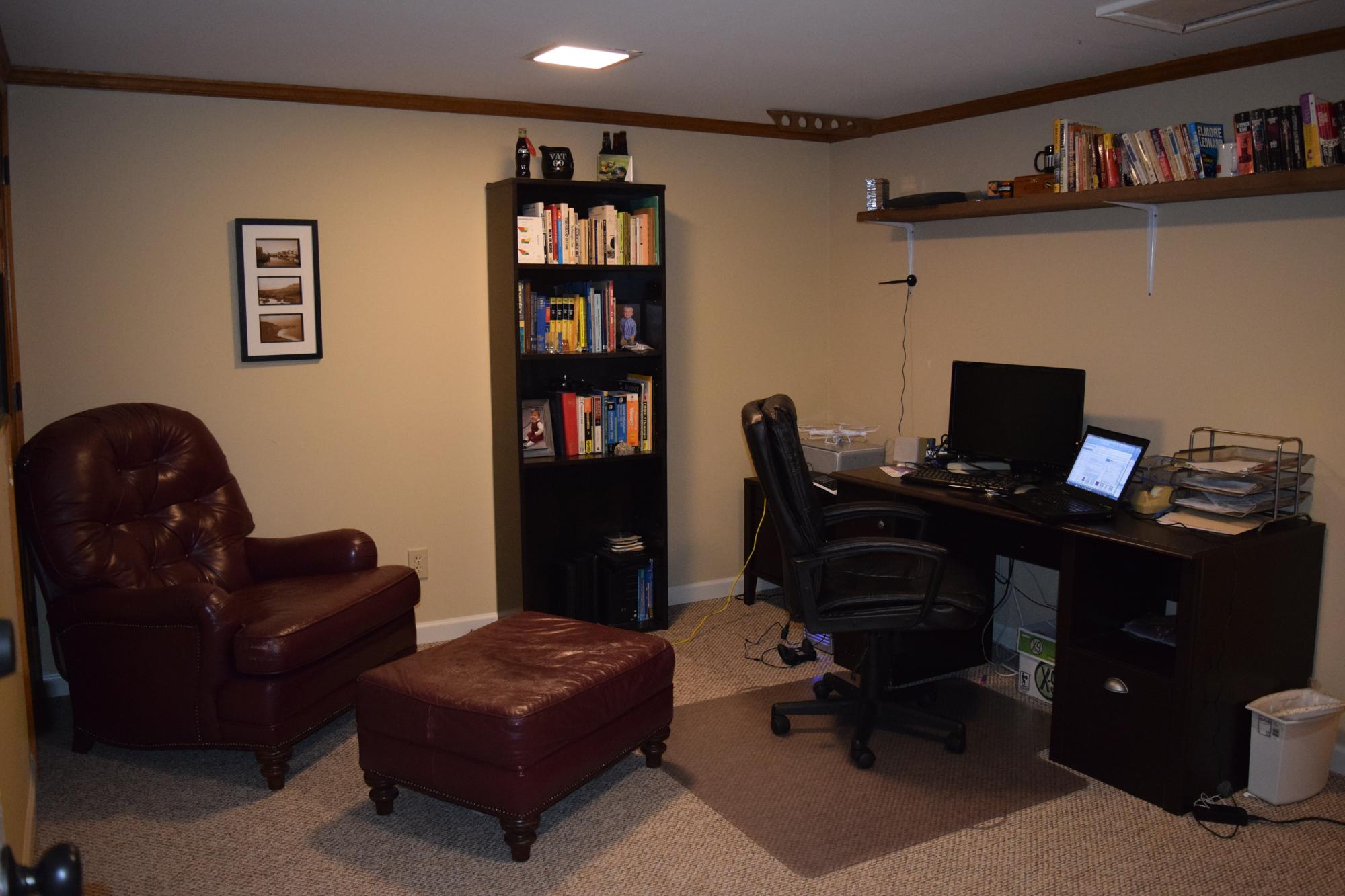 Planning The Home Office Remodel
