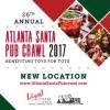 26th Annual Atlanta Santa Pub Crawl 2017