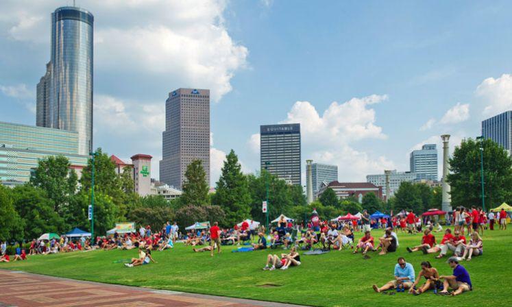 Atlanta Family Reunion Venues Locations