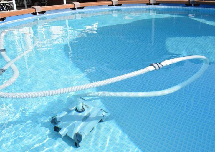 Auto aspiradora barredora automatica para alberca intex for Aspiradoras para piscinas