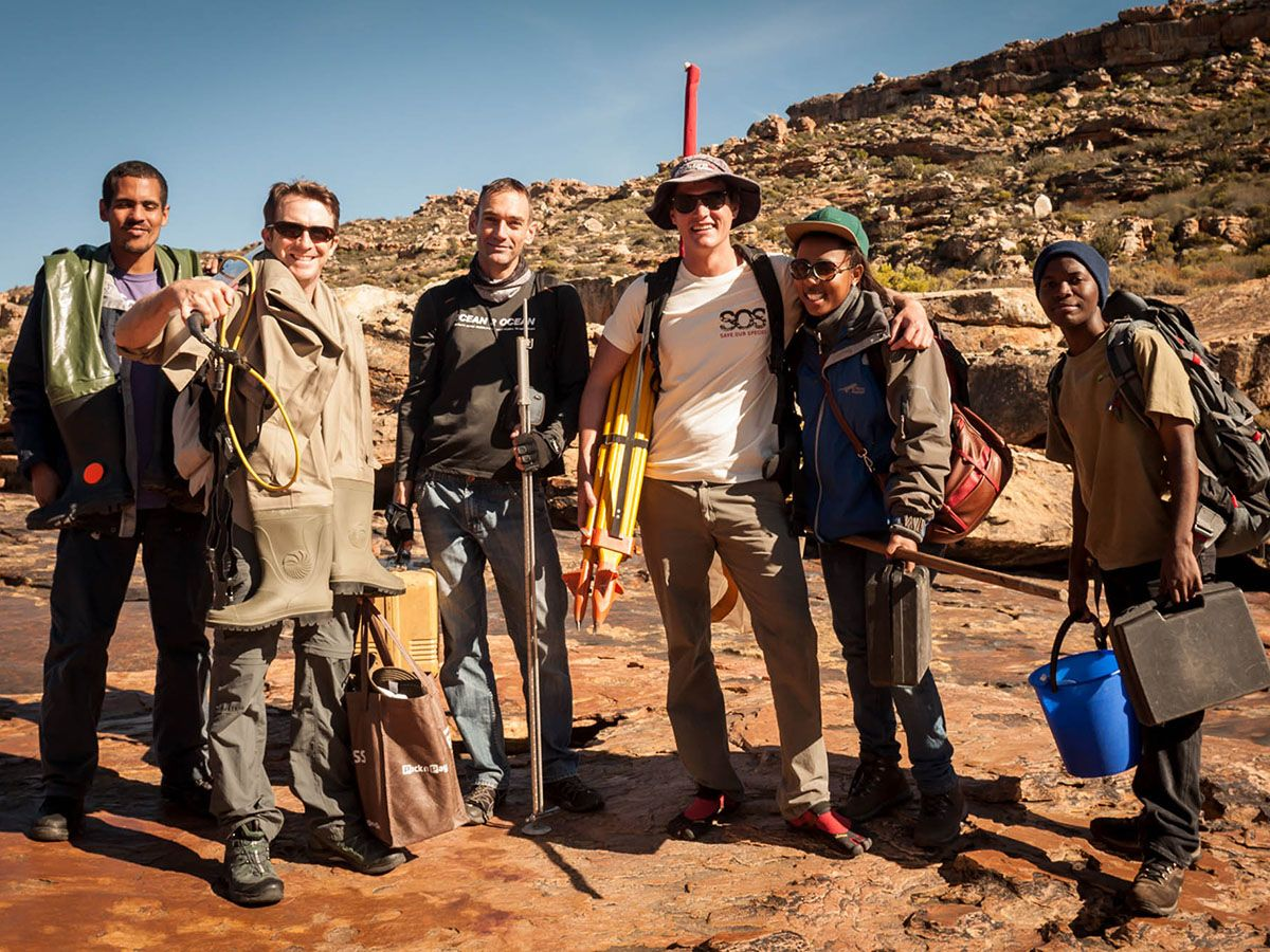 Cape Critical Rivers Project Team