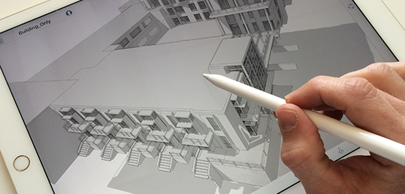 Sketch in 3D, anywhere