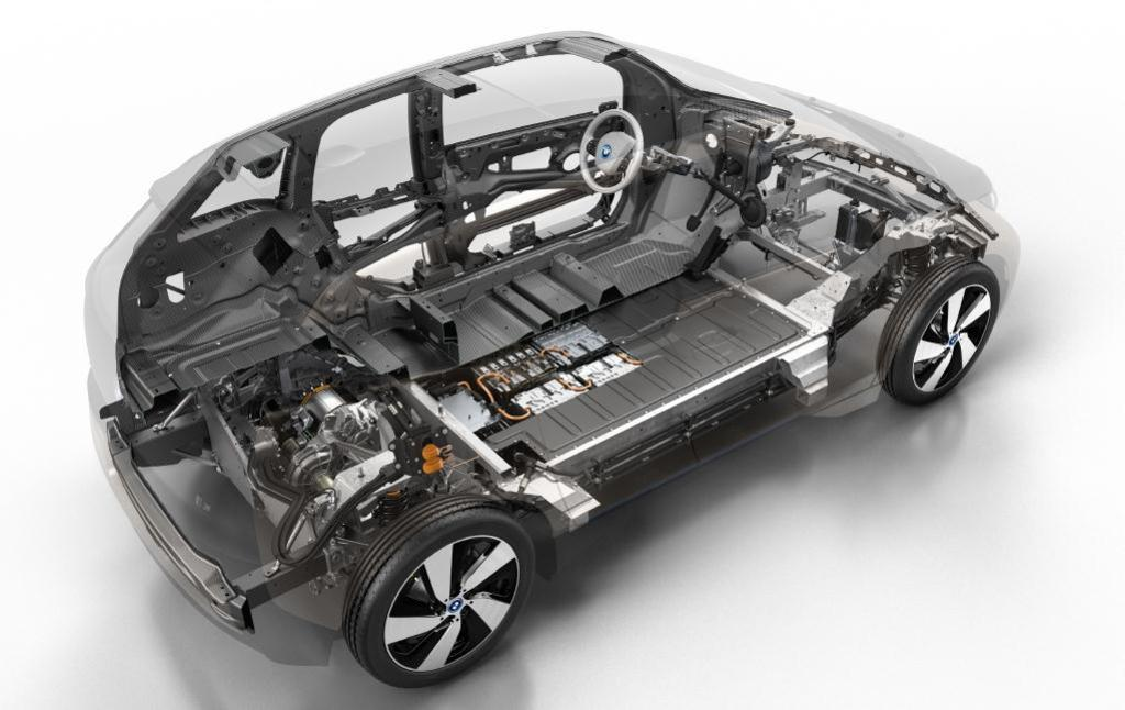 Read is the bmw i3 the car of tomorrow autofile performance of which driving range is an important component can be improved by increasing motor andor battery capacity but doing so adds more weight malvernweather Images