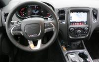 2014 Dodge Durango - steering wheel and instrument panel.JPG