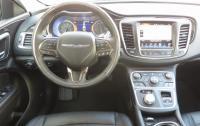 2015 Chrysler 200 - steering wheel and instrument panel.JPG