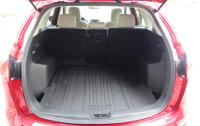 2014 Mazda CX-5 -cargo area with seatbacks folded.JPG