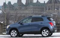 2013 Chevrolet Trax - side view.jpg