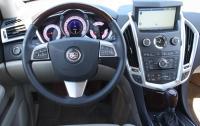 2010 Cadillac SRX - steering wheel and instrument panel.jpg