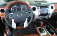 2014 Toyota Tundra - steering wheel and instrument panel.JPG