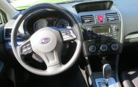 2013 Subaru Crosstrek - steering wheel and instrument panel.JPG