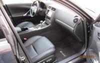 2012 Lexus IS350 - front seats.JPG