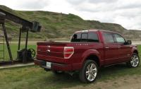 2013 Ford F-150 Limited - rear 3/4 beauty shot.JPG