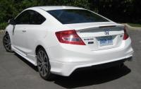 2012 Honda Civic Si HFP - left rear view.JPG
