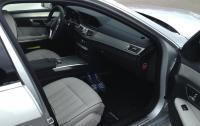 2014 Mercedes-Benz E-Class - front seats.JPG