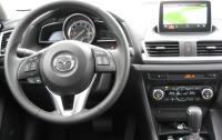 2014 Mazda3 - steering wheel and instrument panel.JPG
