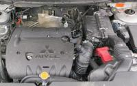 2013 Mitsubishi RVR - engine bay.JPG