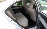 2014 Toyota Corolla - rear seat.JPG